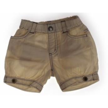【エーアーベー/e.a.B】ショートパンツ 90サイズ 女の子【USED子供服・ベビー服】(250365)