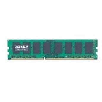 バッファロー PC3-10600(DDR3-1333)対応 DDR3 SDRAM 240Pin用 DIMM2GB D3U1333-2G【配達日時指定不可】