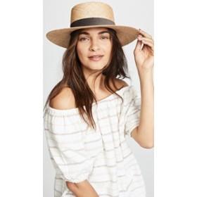 ジャネッサレオン 帽子 ハット キャップ レディース【Janessa Leone Jade Bolero Hat】Natural