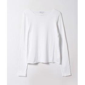 アニエスベー J309 TS Tシャツ レディース ホワイト 2 【agnes b.】