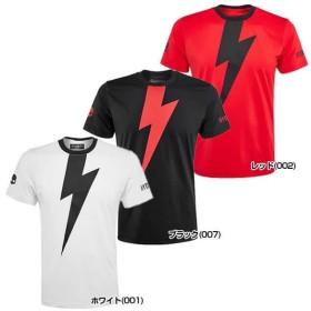 【海外サイズ】ハイドロゲン(HYDROGEN) 2018 FW メンズ テック サンダーボルト クルーシャツ T00086【2018年8月登録】テニスウェア