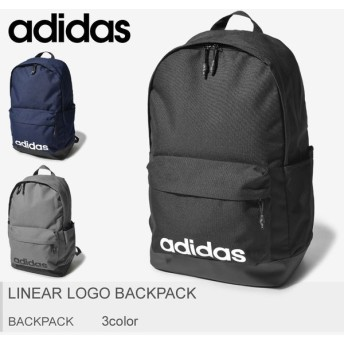 adidas アディダス リニアロゴ バックパック ECL10