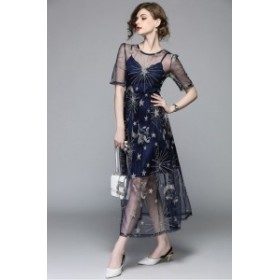 パーティドレス 結婚式ドレス 二次会 お呼ばれ 20代 30代 40代 ワンピース 秋冬新作 ドレス オケージョンワンピース 大きいサイズ