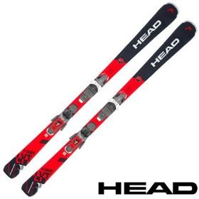 2018/2019モデル HEAD ヘッド オールラウンドスキー板 ブイシェイプ V-SHAPE V6 金具セット