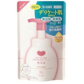 カウブランド 無添加 泡の洗顔料 つめかえ用 180ml