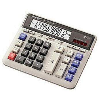 シャープ CS-2135L 卓上電卓 12桁