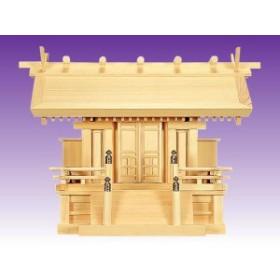 神棚 天神唐戸一社(木曽ひのき製)