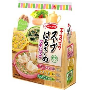 エースコックスープはるさめプチパック 6食入×10ケース(60食)