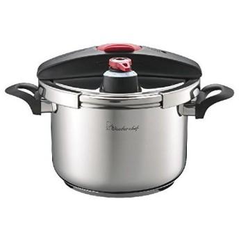 ワンダーシェフ 630308 エリユム [両手圧力鍋(5.5L/IH対応)] 調理器具