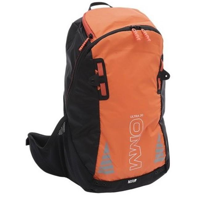 オリジナルマウンテンマラソン(OMM) バックパック ウルトラ20 OF031-01 Orange (Men's、Lady's)