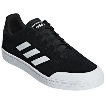 [adidas]アディダス メンズカジュアルシューズ COURT70S M (B79779) コアブラック/ランニングホワイト/ランニングホワイト[取寄商品]