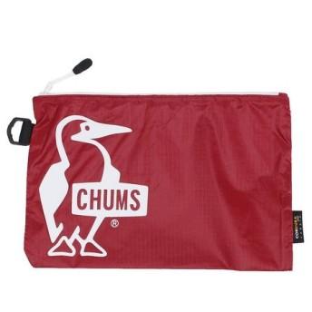 チャムス(CHUMS) ラージポーチ CH60-2527 Red (Men's、Lady's)