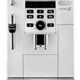 De Longhi コンパクト全自動エスプレッソマシンマグニフィカS ホワイト ECAM23120WN(支社倉庫発送品)
