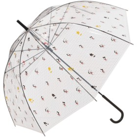 レディース ディズニービニール傘