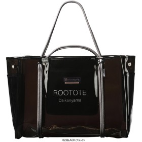 ROOTOTE ルートート RT SY. LAGUNA-ROO CKEAR-A レディース トートバッグ 1728