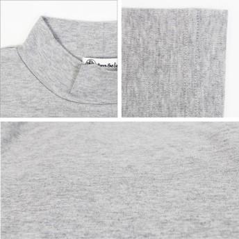 Tシャツ - EYEDY BROWN BAG LIQUOR ブラウンバッグリカー BBL ハイネック ハイネック 無地 ロンT メンズ rudo ルードワーク系 ストリート ファッション 大きいサイズ XL LL