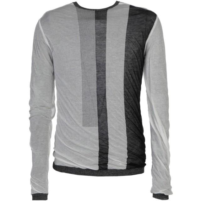 《期間限定セール開催中!》RICK OWENS メンズ T シャツ ブラック M コットン 100%
