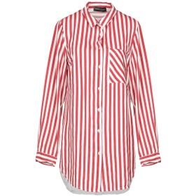 《期間限定セール開催中!》VANESSA SCOTT レディース シャツ ホワイト M 100% 指定外繊維(テンセル)