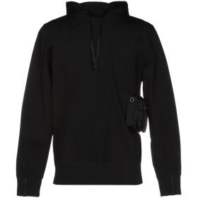 《期間限定 セール開催中》1017 ALYX 9SM メンズ スウェットシャツ ブラック M レーヨン 65% / ナイロン 30% / ポリウレタン 5%