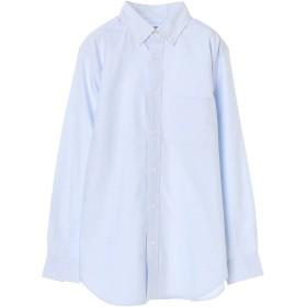 【5,000円以上お買物で送料無料】mens ボタンダウンカラーオックスシャツ