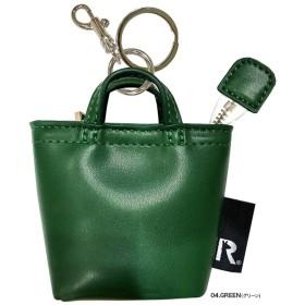 【オンワード】 ROOTOTE(ルートート) 1722 with ROO(ウィズルー)/ WRミニバッグコインケース-A 04:グリーン FREE レディース