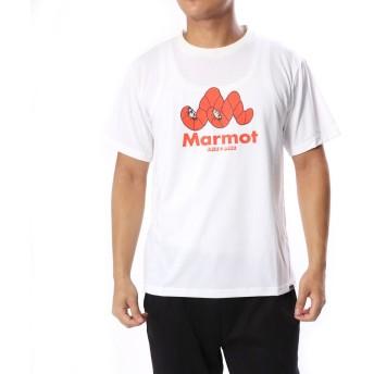 マーモット Marmot メンズ トレッキング 半袖Tシャツ E & D H/S T TOMMJA52