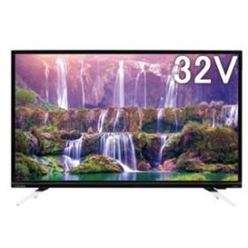 DOSHISHA/ドウシシャ  DOL32H100 32型 地上デジタル・BS/110度 CS 液晶テレビ