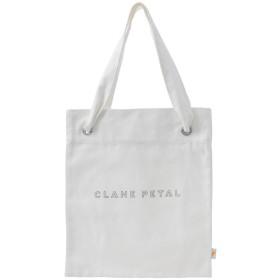 【30%OFF】 クラネ 3POCKET TOTE BAG レディース WHITE F 【CLANE】 【セール開催中】