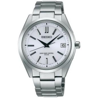 セイコー ブライツ SEIKO BRIGHTZ 電波 ソーラー 電波時計 腕時計 メンズ SAGZ079