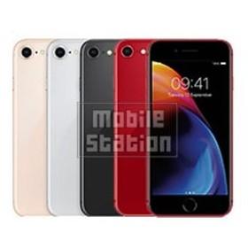 【中古】Cランク au iPhone8 256GB スペースグレイ Apple MQ842J/A iPhone 本体