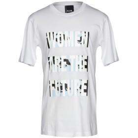 《セール開催中》P.A.M. PERKS AND MINI メンズ T シャツ ホワイト M コットン 100%