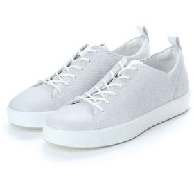 エコー ECCO Womens Soft 8 Sneaker (WILD DOVE)