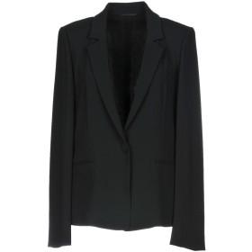 《期間限定セール開催中!》I BLUES レディース テーラードジャケット ブラック 46 トリアセテート 71% / ポリエステル 29%