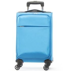 ソフトキャリーケースS【1-2泊対応】【機内持ち込みサイズ】 ブルー