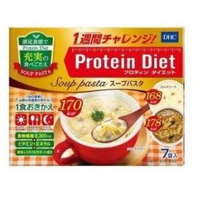 DHC プロティンダイエットスープパスタ   7食