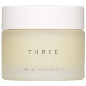 スリー THREE エミング クレンジングバーム 85g 化粧品 コスメ AIMING CLEANSING BALM