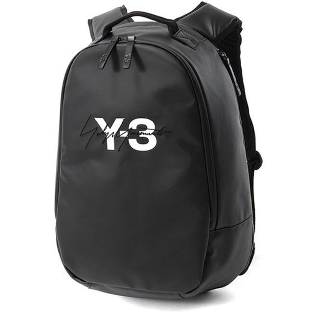 Y-3 ワイスリー adidas アディダス YOHJI YAMAMOTO DQ0624 コラボ バックパック リュック カラーBLACK/ブラック メンズ