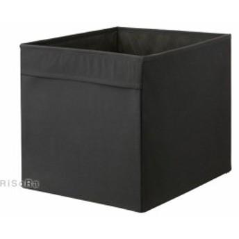 DRONA ボックス 黒 イケア IKEA 収納 ボックス