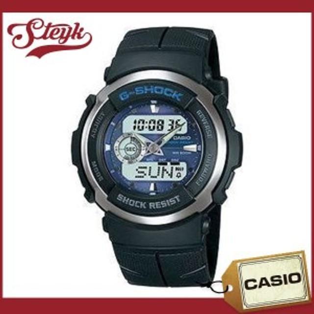 CASIO カシオ 腕時計 G-300-2A G-SHOCK ジーショック アナデジ  メンズ