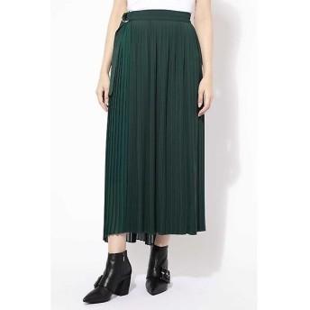 ROSE BUD / ローズ バッド プリーツラップスカート