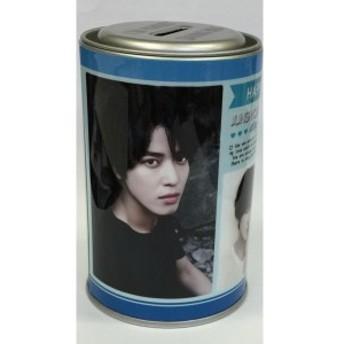 【全国送料無料】 ヨンファ CNBLUE シーエヌブルー アルミ缶製 貯金箱 韓流 グッズ(ce056-2)