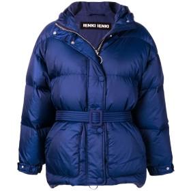 Ienki Ienki オーバーサイズ パデッドジャケット - ブルー