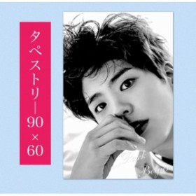 【全国送料無料】  パクボゴム パク・ボゴム 大型 タペストリー 90x60 韓流 グッズ bb120-4