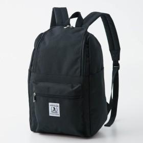 バッグ カバン 鞄 レディース リュック 口がガバっと開くリュックサック