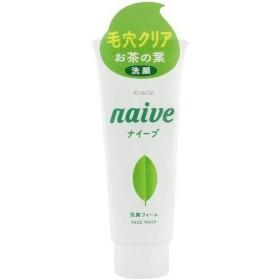ナイーブ 洗顔フォーム お茶の葉エキス配合(130g)