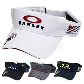 OAKLEY(オークリー)日本正規品 BG EMB VISOR (ビッグイーエムビーバイザー) 2018モデル ゴルフバイザー 「912038」