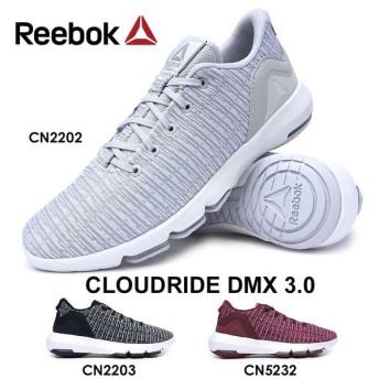 リーボック レディース クラウドライド DMX 3.0 ウォーキングシューズ スニーカー シェイプ