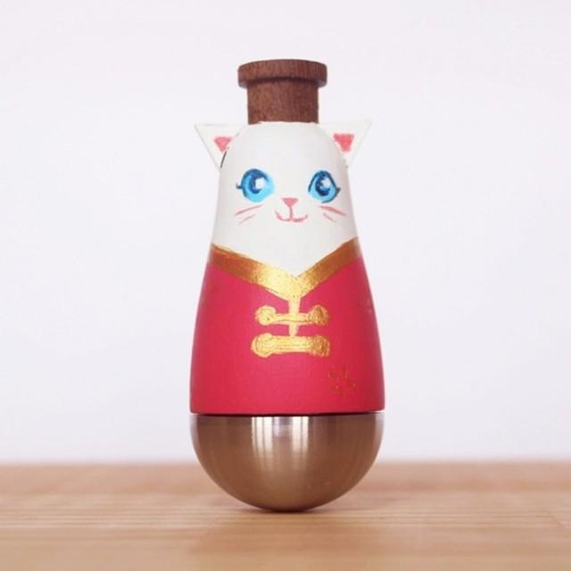 温泉 - [Cheongsam Cat] Kazudi /楽器/人形