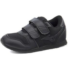 mizuno(ミズノ) RUN KIDS MONO(ランキッズモノ) K1GD1840 09 ブラック 運動靴 ボーイズ