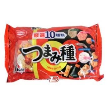 つまみ種 亀田製菓 130g